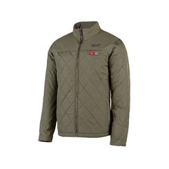 Click here to see Milwaukee 203OG-203X Milwaukee 203OG-203X M12 Heated Jacket Only, 3X - Olive Axis
