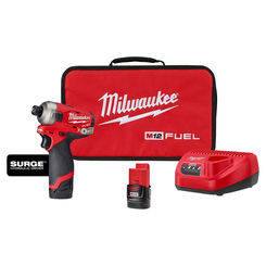 Click here to see   Milwaukee 2551-22 M12 FUEL SURGE 1/4