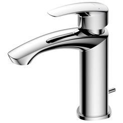 Click here to see Toto TLG09301U#CP TOTO GM 1.2 GPM Single Handle Bathroom Sink Faucet with COMFORT GLIDE Technology, Polished Chrome - TLG09301U#CP
