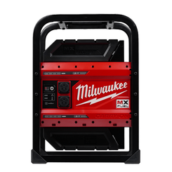 Click here to see Milwaukee MXF002 MILWAUKEE MXF002 MX FUEL CARRY-ON 3600W PORTABLE POWER SUPPLY