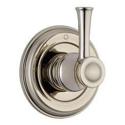 Click here to see Brizo T60805-PN Brizo T60805-PN Baliza Polished Nickel 3 Setting Diverter