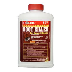 Click here to see Roebic K-77 Roebic K-77 Septic Tank Root Killer