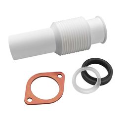 Click here to see Insinkerator FDT-00 InSinkErator FDT-00 Flexible Discharge Tube For Garbage Disposals