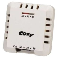 Click here to see Cozy 74592 Cozy 74592 Thermostat for Gas-Fired Vented Wall Furnace