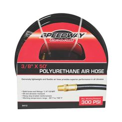 Click here to see North American Tool 9413 Nati 9413 Heavy Duty Air Hose 50 ft, NPT, 300 psi, Polyurethane