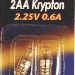 Click here to see Dorcy 411664 Dorcy 411664 Krypton Lamp, 2.25 V, Screw