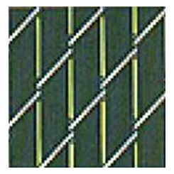 Click here to see SPS Fence HU26115A spsfence HU26115A Bottom Locking Privacy Slat, For Use With Chain Link Fencing, 72 in Length