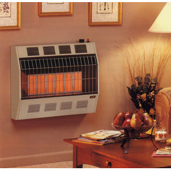 Click here to see Cozy VFT302 Cozy VFT302 Propane Gas 30,000 BTU Infrared Heater, Neutral Bone