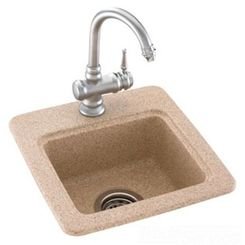 Click here to see Swanstone BS01515.018 Swanstone BS-1515-018 Bisque 15