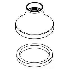 Click here to see Moen 116673WR Moen 116673WR Part Side Spray Escutcheon