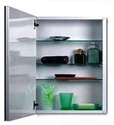 Click here to see Jensen 52WH304P Jensen 52WH304P White Metro Classic Oversize Medicine Cabinet