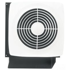 Click here to see Broan 509 BROAN-NUTONE 509 8 THROUGH WALL VENTILATION FAN WHITE SQUARE PLASTIC GRILLE 180 CFM