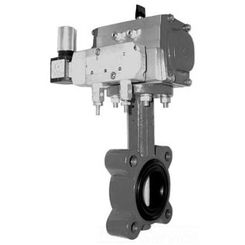 Click here to see Honeywell VFF1HW1YCS Honeywell VFF1HW1YCS 2-Way 3-Inch Resilient Seat Butterfly Valve