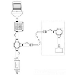 Click here to see Speakman AL3-C1D2 Speakman Al3-C1D2   Flow Switch Activated Alarm