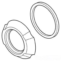 Click here to see Delta RP61823SS Delta RP61823SS Delta Flange - Handle Flange and Gasket (Stainless)