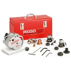 Click here to see Ridgid 92452 Ridgid 92452 Drive and Groove Roll Set for 2