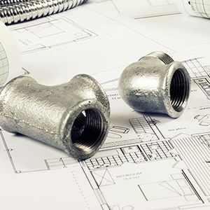 Galvanized Fittings Image