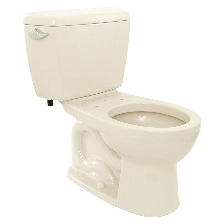 Toto Drake Two Piece Round 1 6 Gpf Toilet Sedona Beige