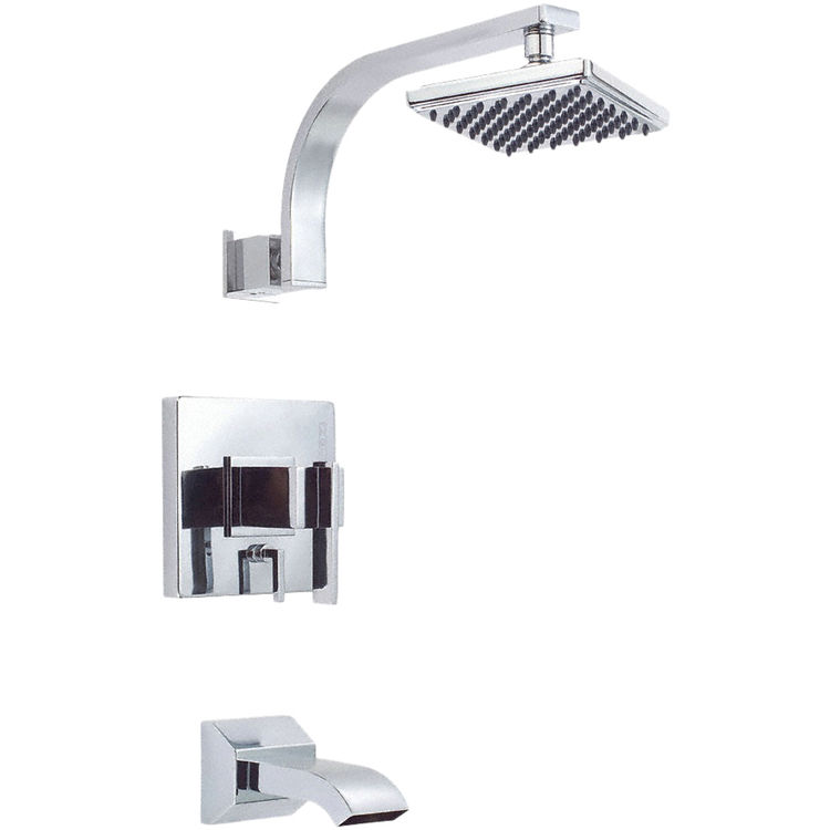 Danze D500044T Danze D500044T Chrome Sirius Tub/Shower Trim