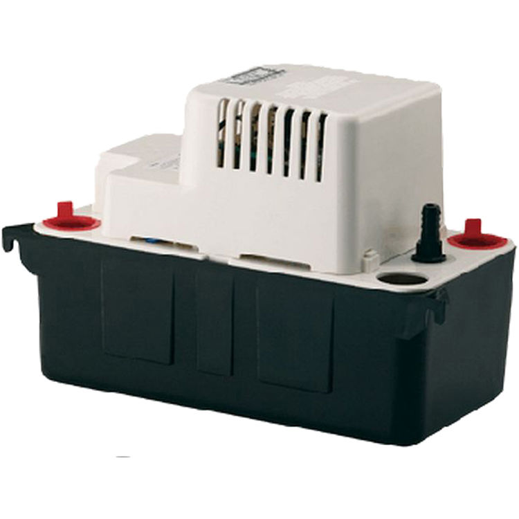Little Giant 554472 Little Giant 554472 Vcma 20st Condensate Removal Pump 130 Hp 6ft Cord 230v 49 Lpm