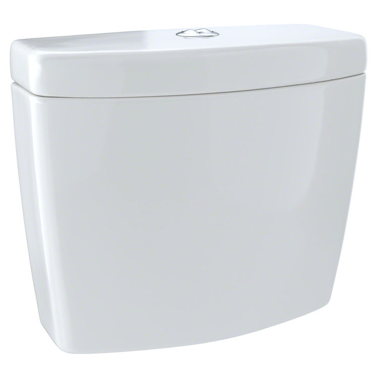 View 2 of Toto ST416M#11 Toto ST416M#11 Aquia II Dual Flush 1.6 and 0.9 GPF Toilet Tank - Colonial White