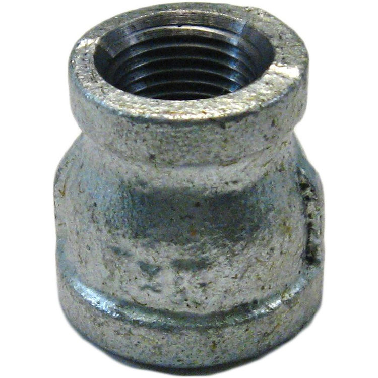 Commodity  GALBR3412 Galvanized Bell Reducer, 3/4