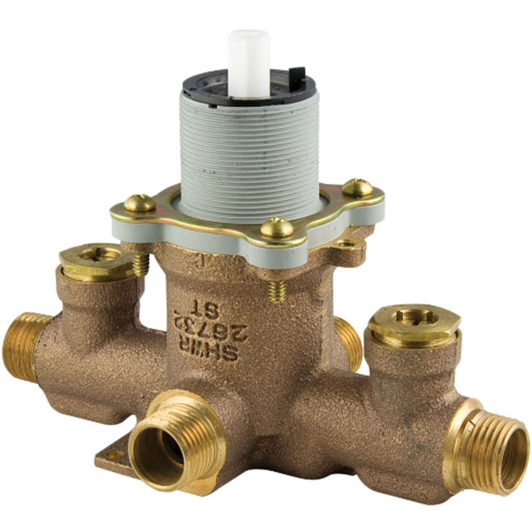 Pfister 0X8-340A Pfister 0X8-340A Tub and Shower Pressure Balance Valve With Stops