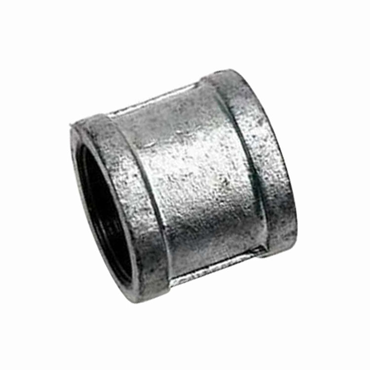 Commodity  GALCUP4 Galvanized Coupling, 4 Inch