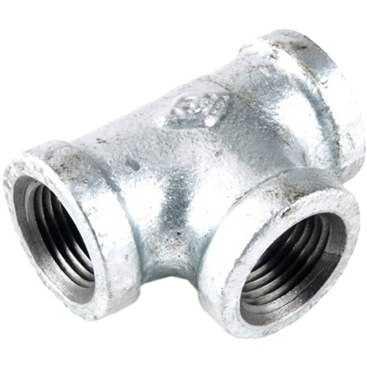 Commodity  GALT2 Galvanized Tee, 2 Inch