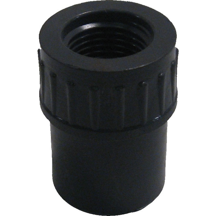 Commodity  PVC80FE12 Schedule 80 PVC Female Adapter, 1/2 Inch