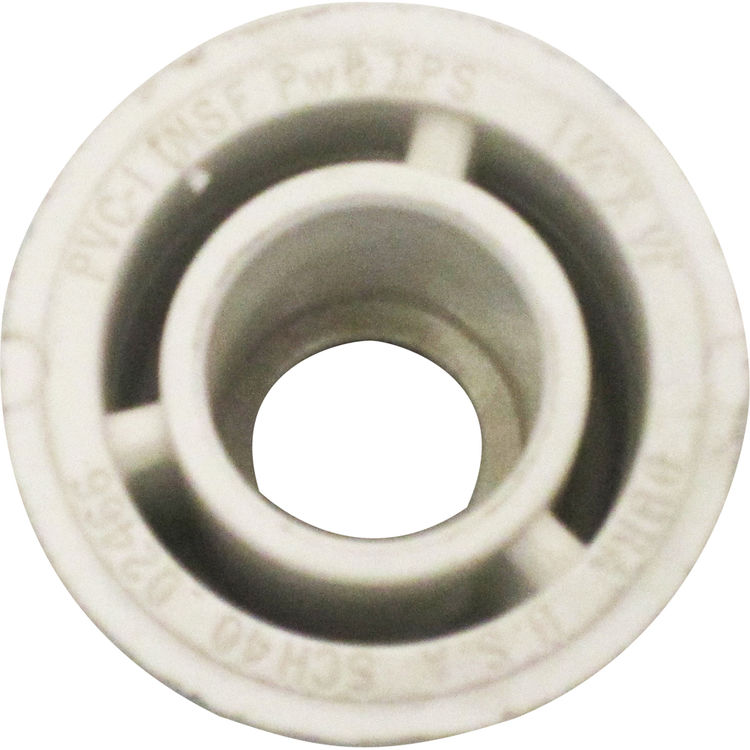 Commodity  PVCB11412 Schedule 40 PVC Bushing, 1-1/4 x 1/2 Inch