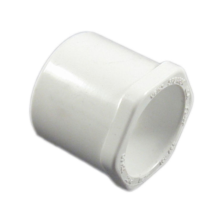 View 2 of Commodity  PVCB134 Schedule 40 PVC Bushing, 1 x 3/4 Inch