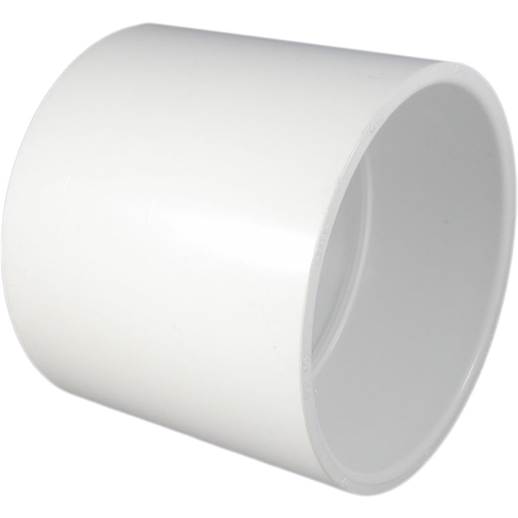 Commodity  PVCCUP8 Schedule 40 PVC Coupling, 8 Inch