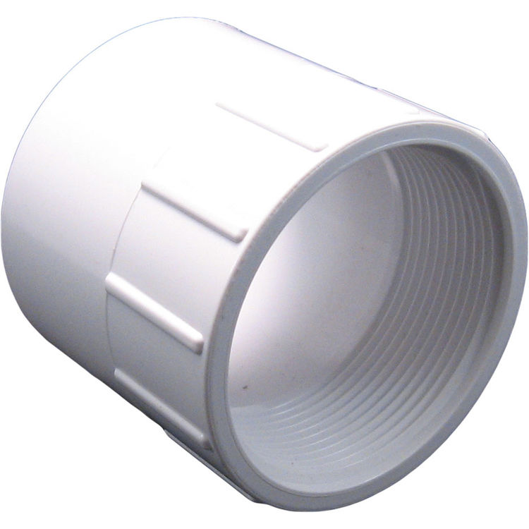 Commodity  PVCFE2 Schedule 40 PVC Female Adapter, 2 Inch