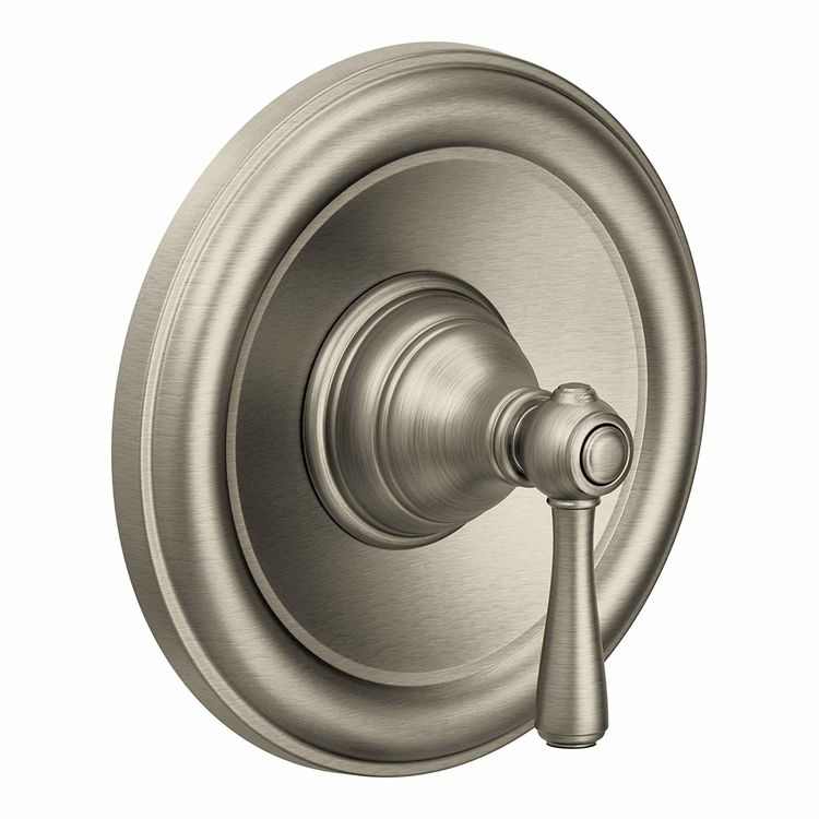 Moen T2111bn Kingsley Posi Temp Valve Only Trim Brushed Nickel
