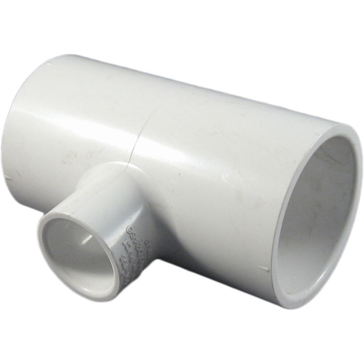 Commodity  Schedule 40 PVC 1-1/4x1-1/4x1/2 Inch Tee