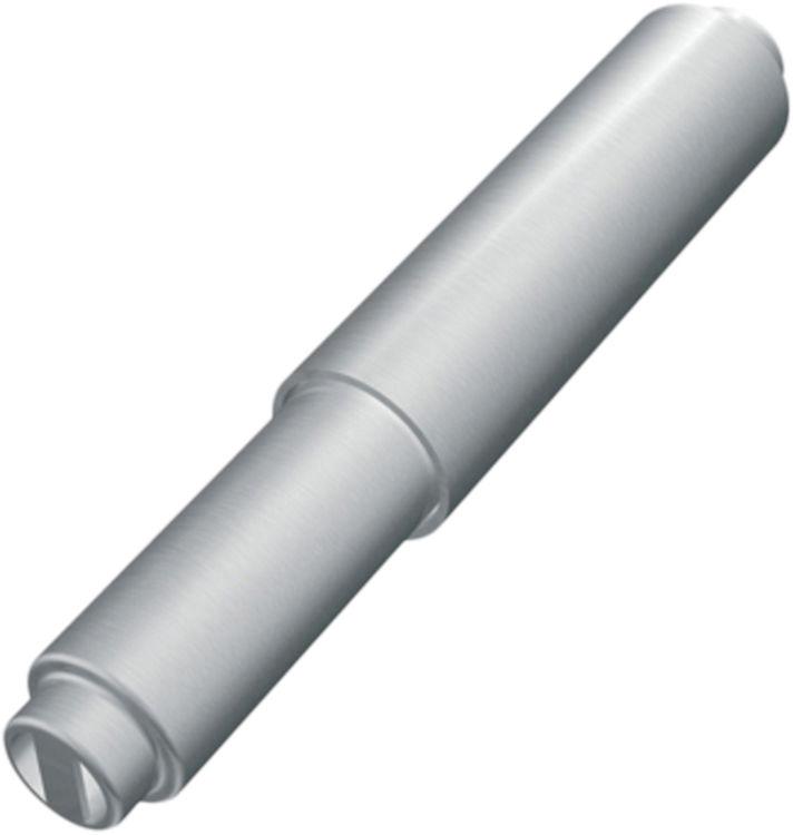 Moen YB8099BC Moen YB8099BC Mason Roller for Toilet Paper Holder, Brushed Chrome