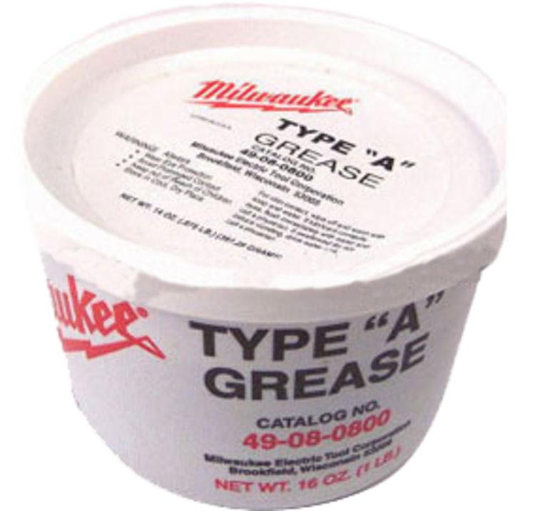 Milwaukee 49-08-5345 Milwaukee 49-08-5345 Grease Type Q2