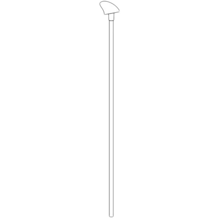 Moen 100131W Moen 100131W Part Lift Rod Villeta Mini-Widespread/ Widespread