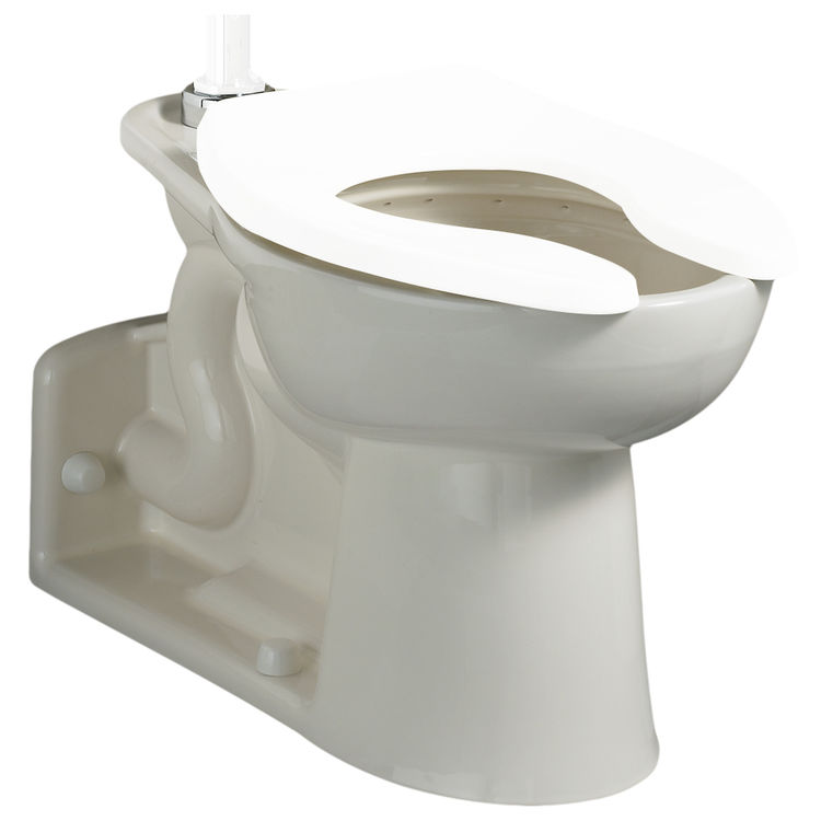 Awesome American Standard 3695 001 020 White Priolo Elongated Toilet Bowl Evergreenethics Interior Chair Design Evergreenethicsorg