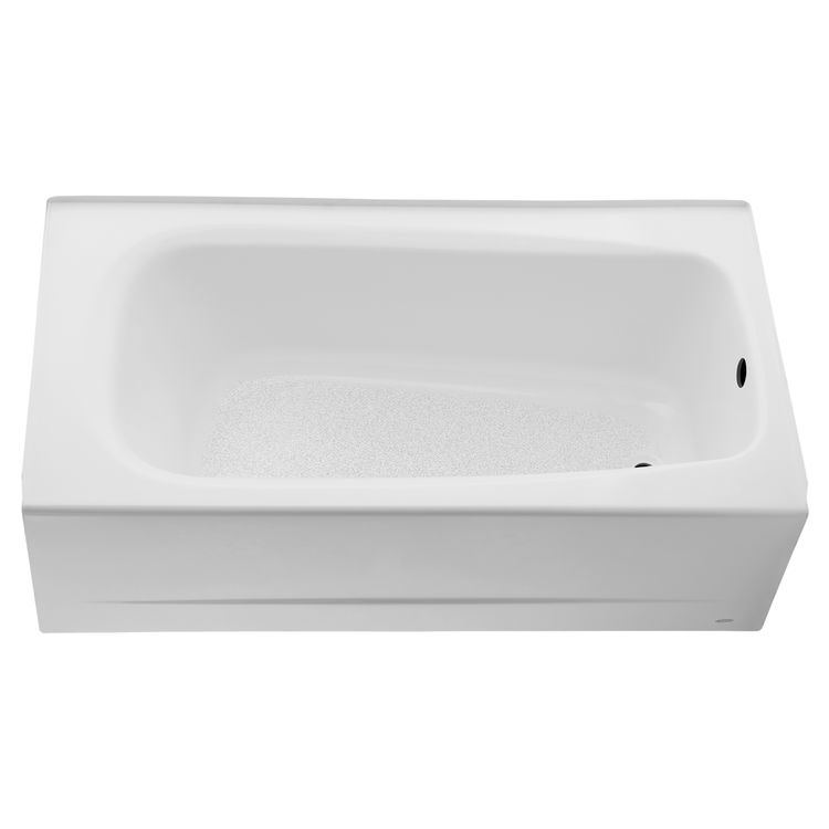 American Standard White 2460.002.020 Cambridge Americast Bathtub