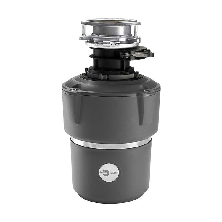 Insinkerator Evolution Cover Control Plus 3 4 Hp Garbage Disposal Less Cord