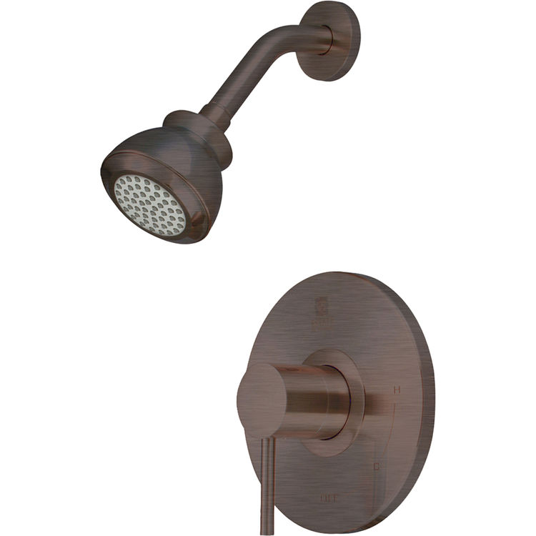 Pioneer 4MT320T-ORB Pioneer 4MT320T-ORB Single-Handle Shower Trim Set In An Oil Rubbed Bronze Finish