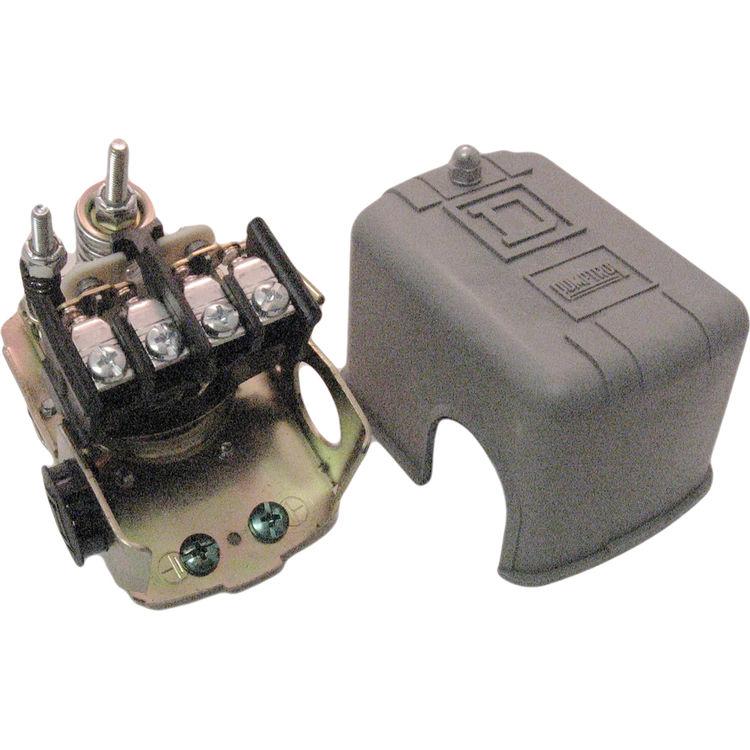 Square D FSG2J24M4 Square D FSG2J24M4 40/60 Pressure Switch W/Lever