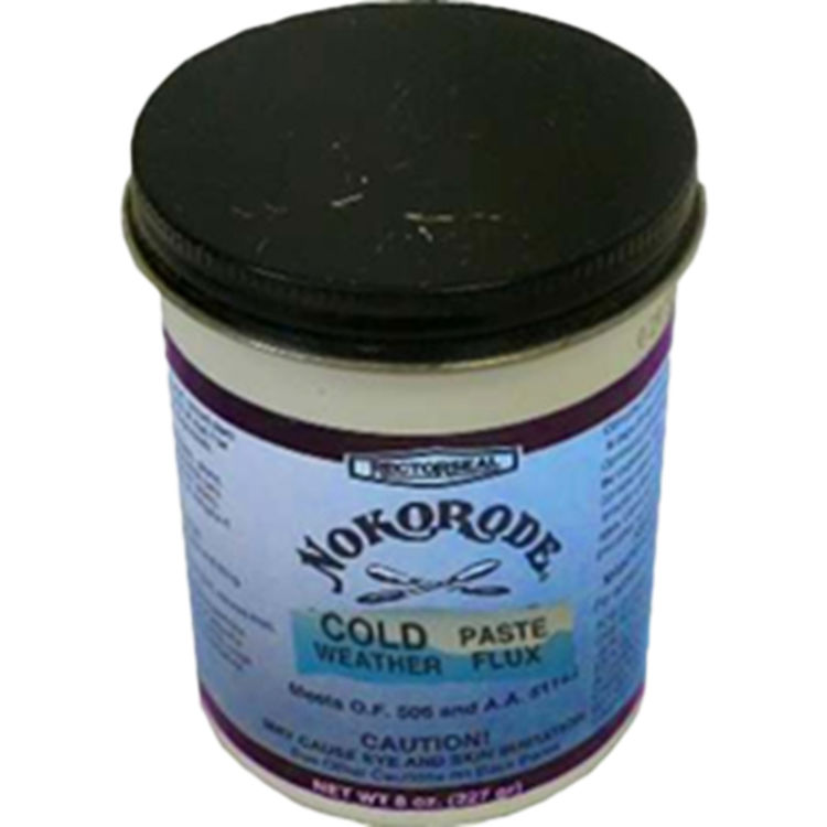 Rectorseal 14720 Cold Weather Paste Flux 8 Ounce