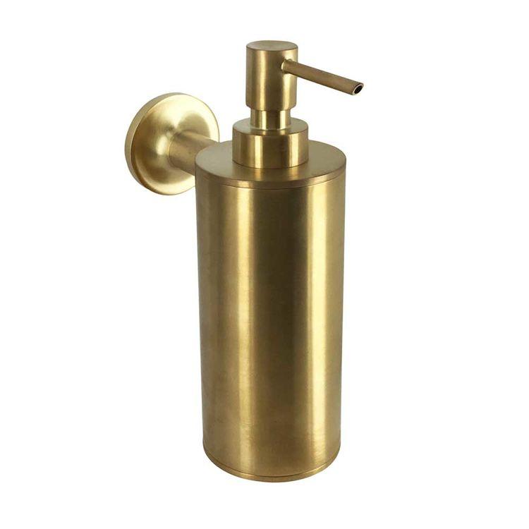 Kohler K 14380 Bgd Brushed Gold Purist Wallmount Soap Dispenser