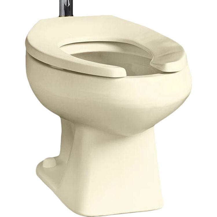 Mansfield 130-BIS Mansfield Alto Biscuit Round Toilet Bowl (Bowl Only)  Model 130-Bisc