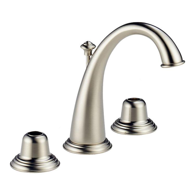 Brizo 6520lf Bnlhp Brushed Nickelprovidence Widespread Bathroom Faucet