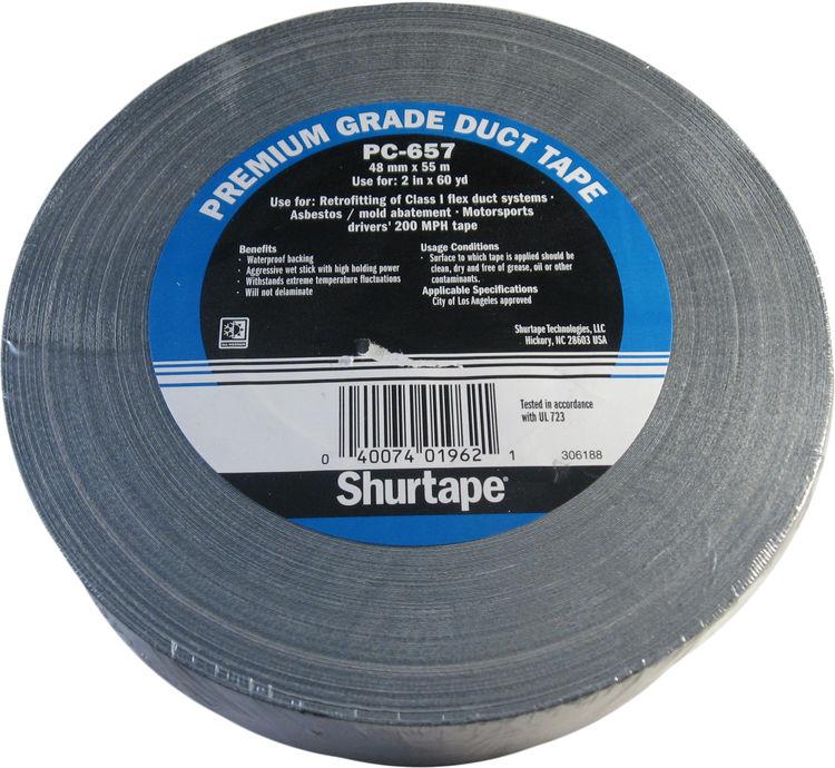 Shurtape PC657BLACK 2