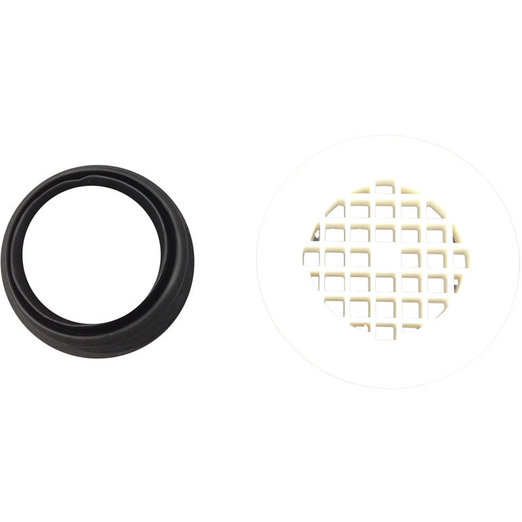 Mustee 42.602A Shower Drain Seal and Drain Cover